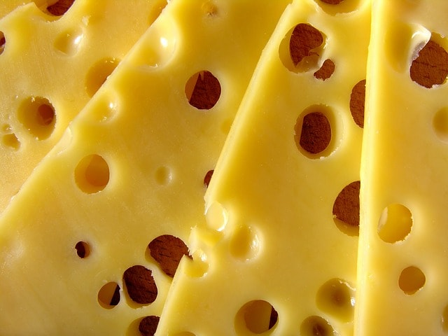 if you swallowed tonsil stone.. Stop cheese and dairy