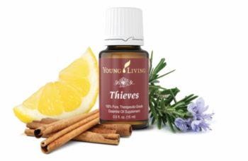thieves essential oil for tonsil stones