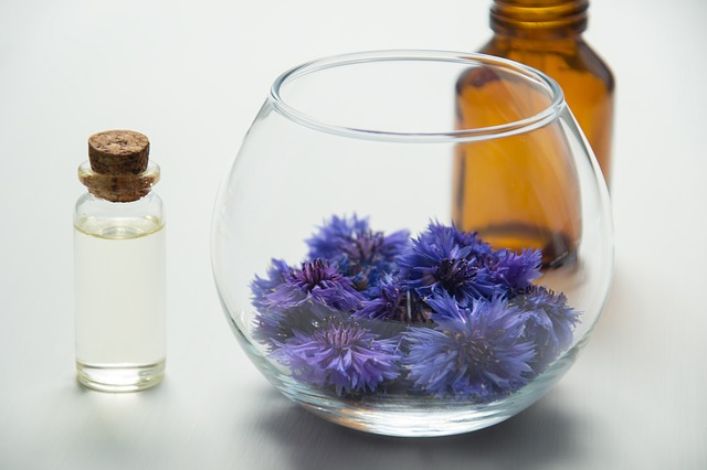 croupy cough after tonsillectomy using lavender oil
