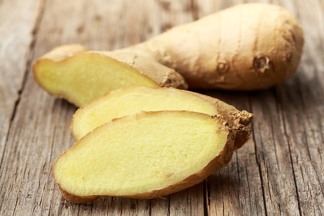 congestion after tonsillectomy ginger remedy